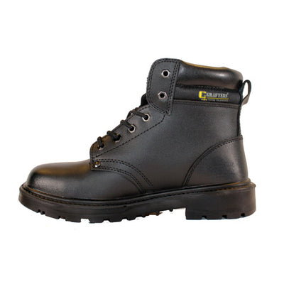 Grafters Work Boots - M629 - Black