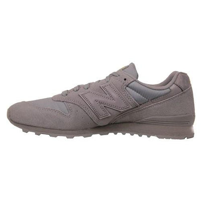 New Balance Ladies Wide Fit Trainers - WL996FC - Grey