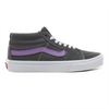 Vans Mid -Top Trainers - Sk8 - Purple