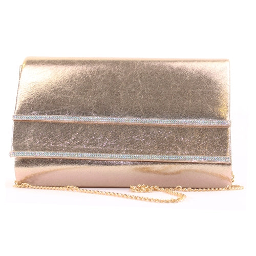 Glamour Clutch Bag - Susan - Gold