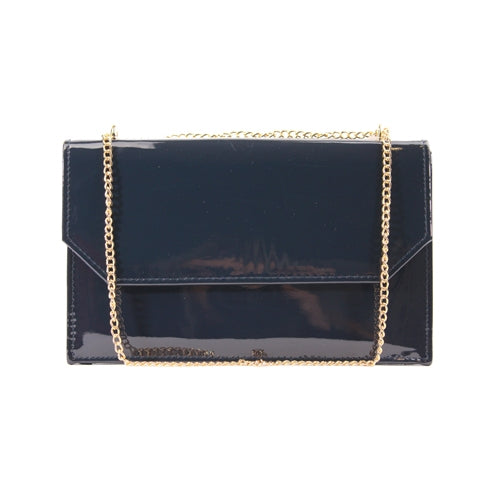 Glamour Clutch Bag - Courtney - Navy