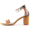Zanni Ladies Dressy Court Shoe - Nippur - Beige