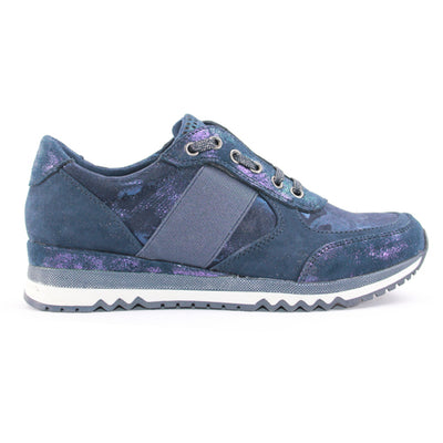 Marco Tozzi Trainers - 23711-34 - Navy