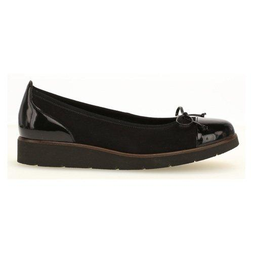 Gabor Pump Shoe - 44.143-37 - Black