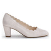 Gabor Dressy Heeled Pumps - 42.151-14 - Metallic Beige