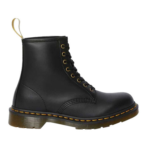 Dr. Martens Vegan 8 Eye Boot - 1460 - Black