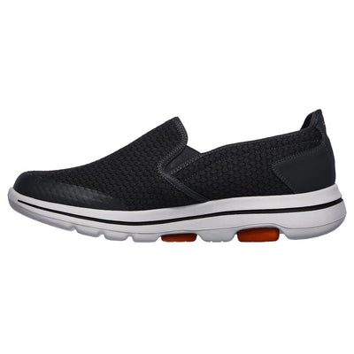Skechers Slip On Trainers - 55510 - Charcoal