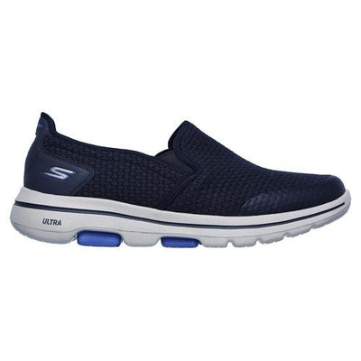 Skechers Slip On Walkers - 55510 - Navy