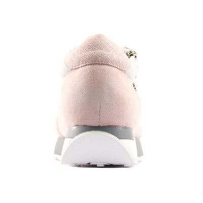 Amy Huberman Trainers - The Quiet Man - Pink