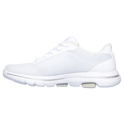 Skechers Walking Trainers - 15902 Go Walk 5  - White