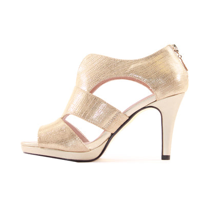 Kate Appleby High Heel  - Friars - Gold