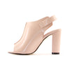 Kate Appleby Sling Back Heels - Cheshire - Nude
