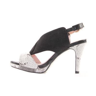 Kate Appleby Sling Back Heels  - Chapman - Black