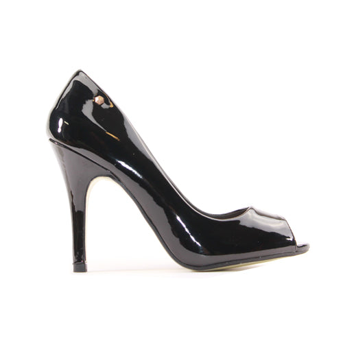 Kate Appleby High Heel - Everglade - Black