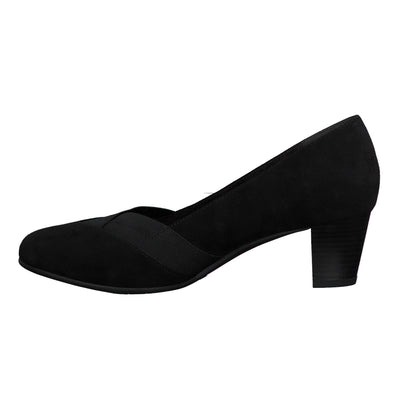 Jana  Pumps - 22465-25- Black