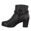 Jana Ankle Boots - 25364-25 - Black