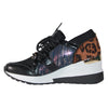 Tommy Bowe Ladies Trainers - Hampsey - Black
