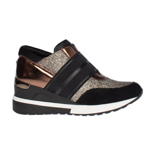 Tommy Bowe Ladies Trainers - Mimnagh - Black
