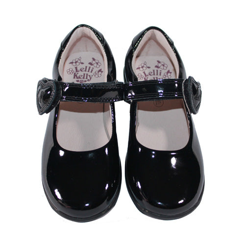 Lelli Kelly Girls  Shoes - Colourissima - Black Patent
