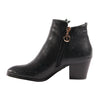 Escape Ankle Boots - Destin - Black