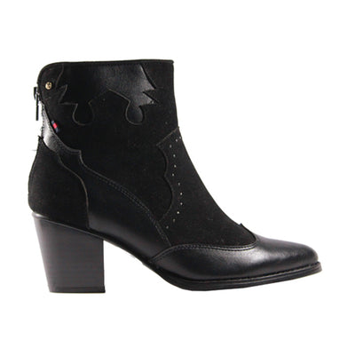 Escape Ankle Boots - Charlevoix - Black