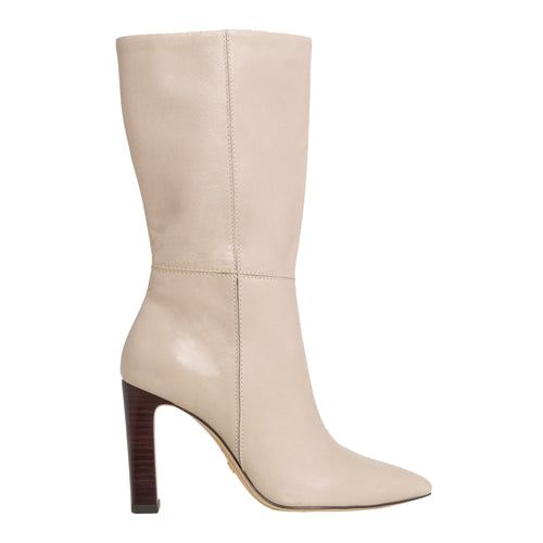 Tamaris Midi Boots - 25390-25  - Cream