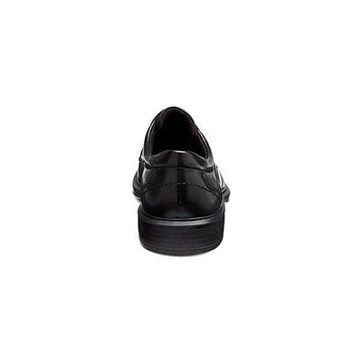 Ecco Leather Laced Shoe - 50104 - Black