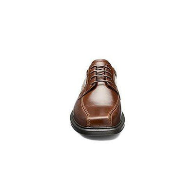 Ecco Leather Laced Shoe - 50104 - Brown