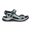 Ecco Ladies Off Road Sandals - 69563 - Blue
