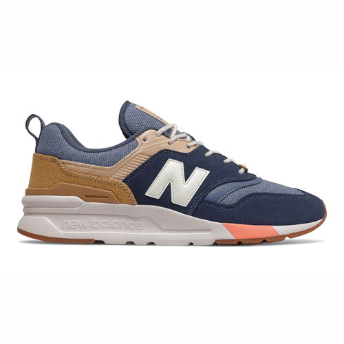 New Balance Trainers - CM997 - Navy