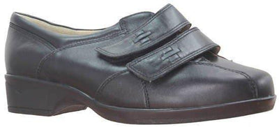 Padders - Daisy Wide Fit  Walking Shoe - Black