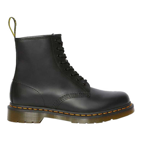 Dr Martens Leather 8 Eye Boot - 1460 - Black