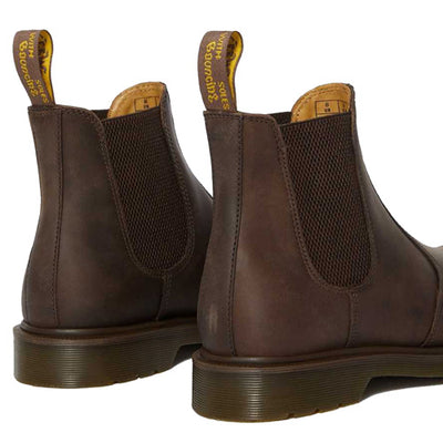 Dr Martens Leather Chelsea Boots- 2976 - Brown