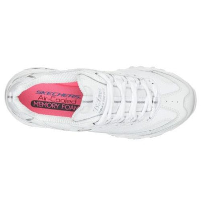 Skechers Trainers - 11931 - White