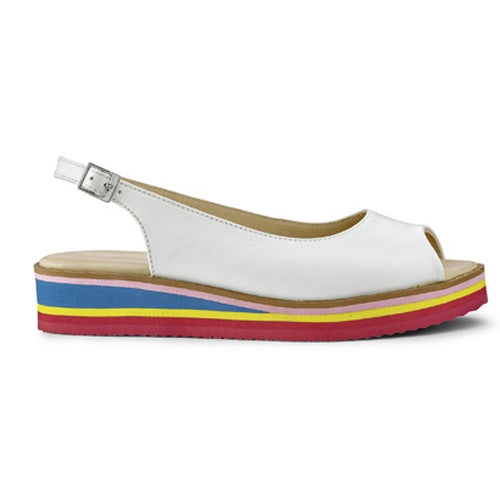 Ara Wedge Sandal  - 14740 - White