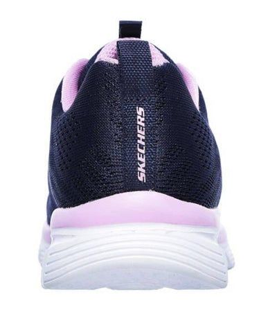 Skechers  Trainers - 12615 - Navy - Trainer