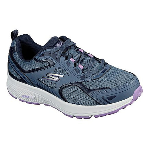 Skechers Ladies Trainers - 128075 - Blue