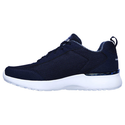 Skechers Ladies Trainers - 12947 - Navy