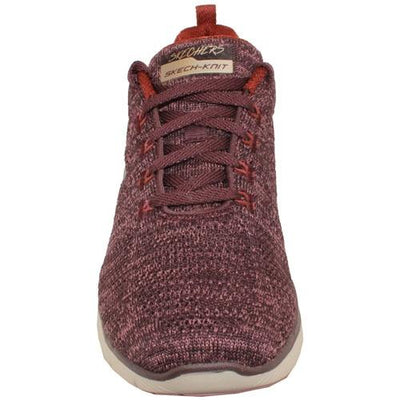 Skechers  Trainers - 13077 - Burgundy