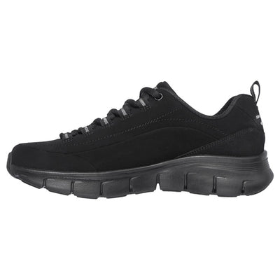 Skechers Ladies Trainers - 13261 - Black/Black