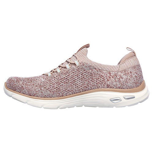 Skechers Ladies Trainers - 149007 - Pink