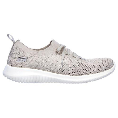 Skechers Ladies Trainers  - 149033 - Taupe