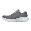 Skechers Arch Fit Walking Trainers - 149057 - Grey