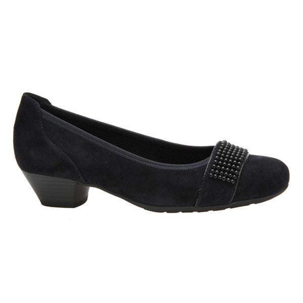 Gabor wide Fit Pumps - 36.136  -  Black