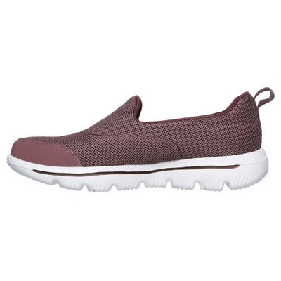 Skechers Walking Shoes- 15730  GOwalk Evolution Ultra - Mauve
