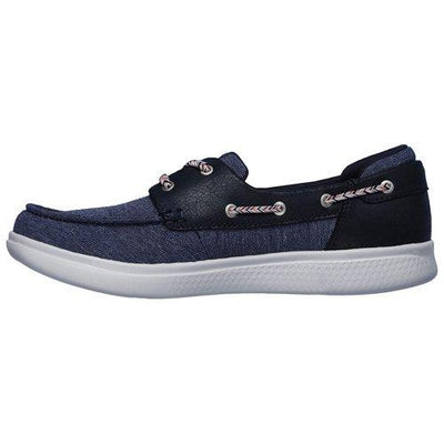 Skechers Boat Shoe  - 16110 On the Go Glide Ultra - Navy