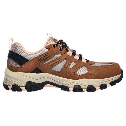 Skechers Ladies Hiking Shoe - 167003 - Brown