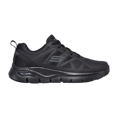 Skechers Men's Arch Fit Safety Shoe - 200025EC  - Black