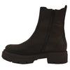 Amy Huberman Platform Boots - Labyrinth - Black