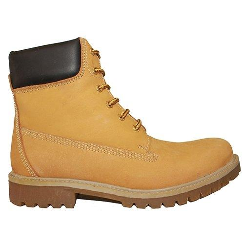 Catesby Mans Boot- 20608Y - Yellow